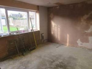 Kitchen-floor-tiling-basildon-before
