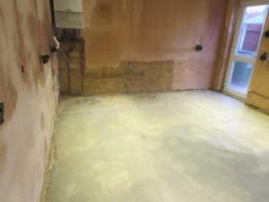 kitchen-floor-levelling-basildon-essex