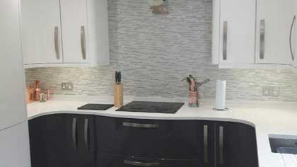 kitchen tilers basildon