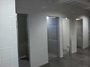 commercial toilet tiling london