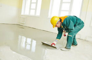 Floor-levelling